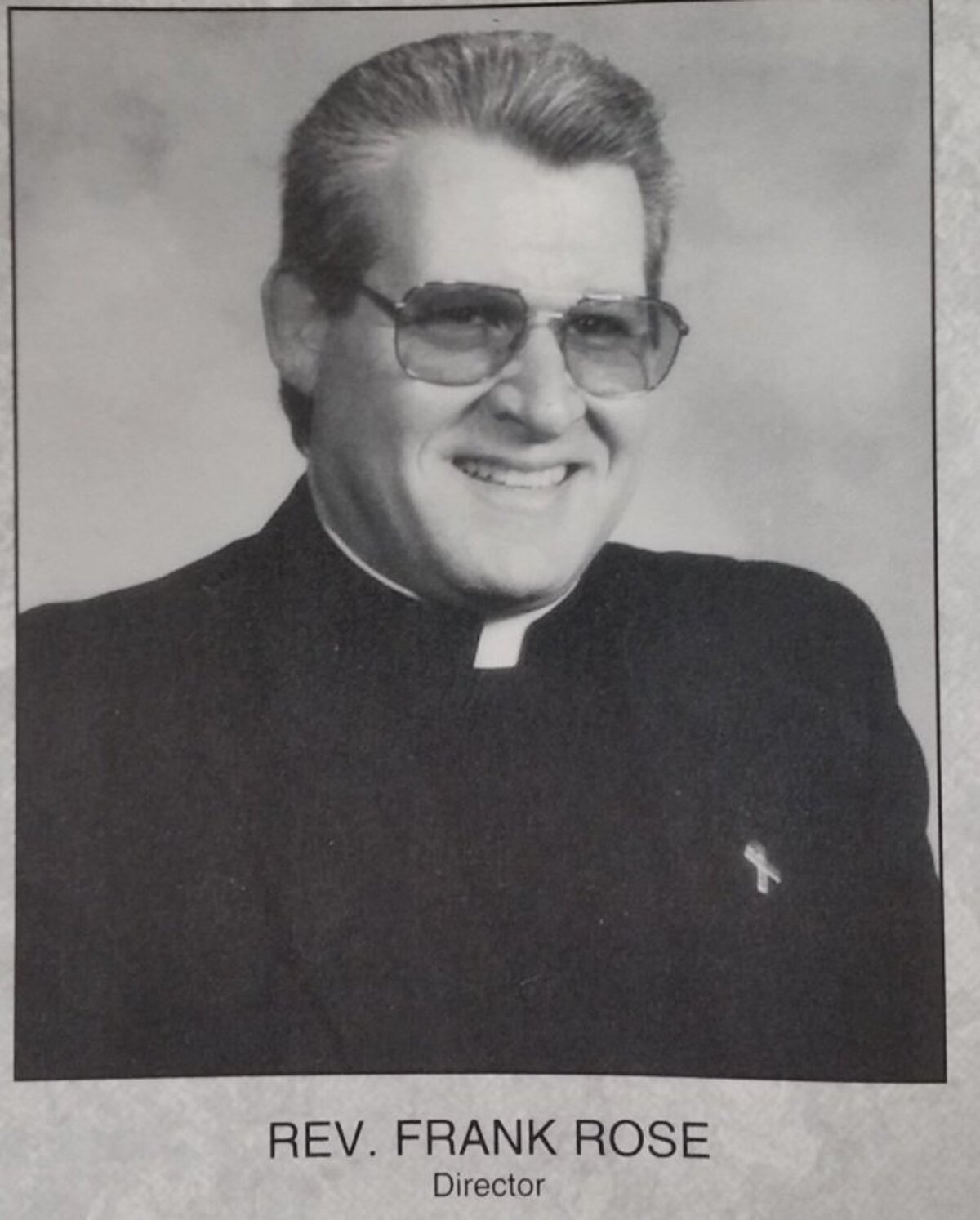 Complaint-review: Fr Frank Rose, Peter Cheplic, Archdiocese Of Newark, Saint Joseph of the Palisades, High School, St. Joes. New Jersey - Frank Rose pastor from Plainfield, NJ. Photo #1