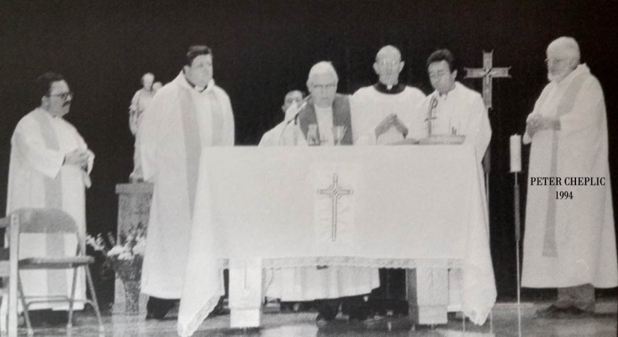 Complaint-review: Fr Frank Rose, Peter Cheplic, Archdiocese Of Newark, Saint Joseph of the Palisades, High School, St. Joes. New Jersey - Frank Rose pastor from Plainfield, NJ. Photo #5