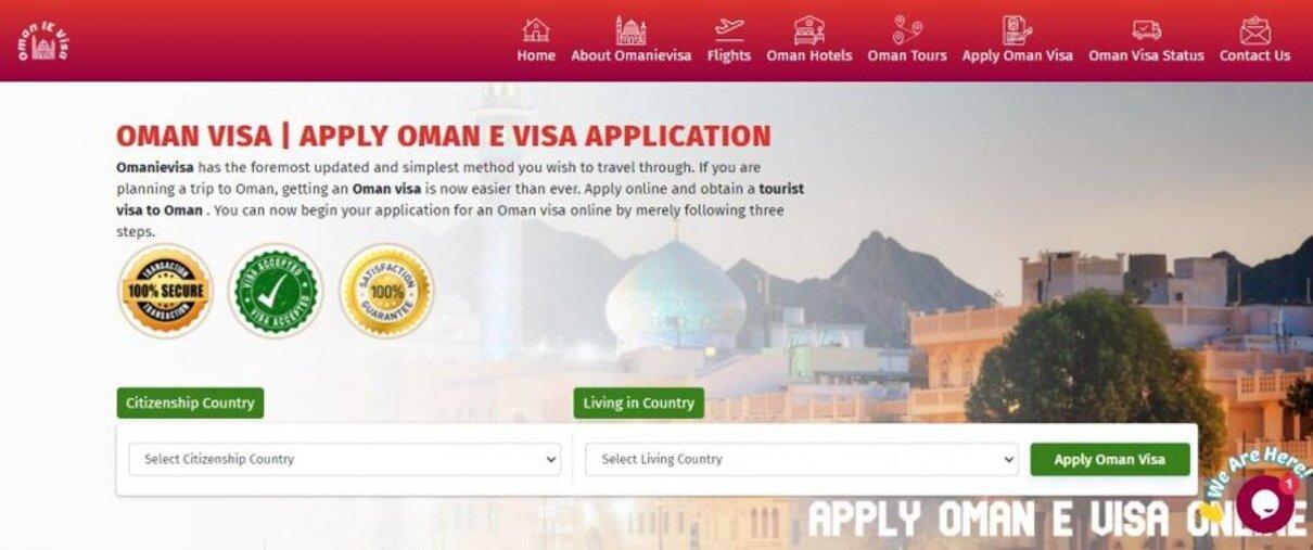 Complaint-review: Oman Visa - Oman Visa. Photo #1